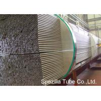 Quality Cold Drawn Seamless Copper Nickel Tube , SB111 C44300 Aadmiralty Brass Tube wholesale