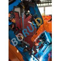 Cheap Blue Cage Of Construction Hoist Elevator , Construction Material and Personal , for sale