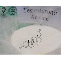 Quality Pharmaceutical No Side Effect Steroids Testosterone Acetate Powder and Liquid CAS 1045-69-8 wholesale