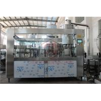 Quality Aqua Water Non Carbonated Drink Hot Juice Filling Machine With High Speed 10000BPH wholesale