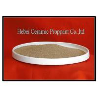 Quality oil and gas fracturing proppant 20/40 frac ceramic sand wholesale