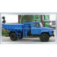 Dongfeng Pointed Head Mud Garbage Truck