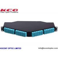 Quality None Module 1U MPO MTP Patch Cord MTP Rack Mount Angled LC OM3 OM4 Light Weight wholesale