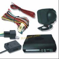 Quality Car Security Alarm System, 1 Way, Compatible with Original Key/Remote wholesale
