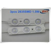 Quality 3pcs 2835 injection led module/waterproof led module for sign and lightbox /IP68 wholesale