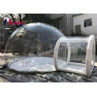 Quality Holley Web Inflatable Bubble Tent Outdoor Transparent Bubble Tent wholesale