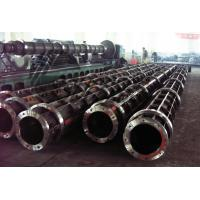 Quality 600mm Prestressed Concrete Spun Pile Red With GB-13476-1999 wholesale