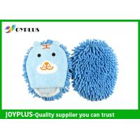 Quality Cute Car Cleaning Mitt Colorful , Microfiber Dusting Mitt Super Soft AD0185 wholesale