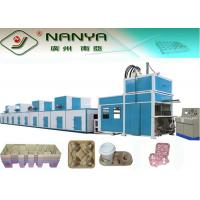 China Energy Saving Automatically Molded Pulp Machine for Inner Industrial Packaging on sale