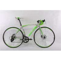 Quality Wholesale 6061 aluminium alloy 700C road bicycle/bicicle with Shimano 16 speed disc brake wholesale