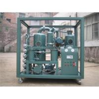 Quality Transformer Oil Purifier, Insulating Oil Reclamation, Transformer Oil Filtering wholesale