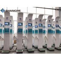 China High Accuracy Height Weight BMI Blood Pressure Machine Bmi Electronic Scale on sale