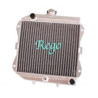 Quality Universal ATV Dirt Bike Aluminum ATV Radiator for HONDA TRX420 2007-2014 wholesale