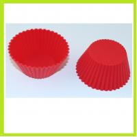 Quality 12 packs silicone baking cup, cupcake liners for bakery shop wholesale