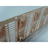 Buy cheap Small Precision Parts Lead Frame ConnectorTungsten Steel Material Customized Size from wholesalers