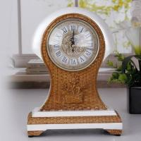 China 2015 top sell home decoration table clock on sale