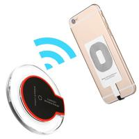 Quality Qi fast fantasy mobile wireless charger for android / fast charge wireless charging pad wholesale
