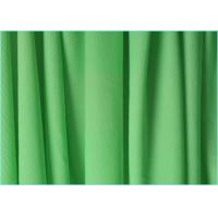 Quality Green Butterfly Design Polyester Spandex Jacquard Stretch Mesh Fabric 1.5m * 200gsm wholesale