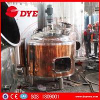 Quality Customized Ginshop Barbecue Beer Brewing Equipment For Brewery Plant wholesale