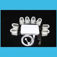 China Comer Hot sale security mobile phone holder alarm display on sale