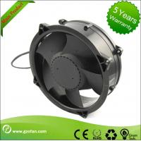 Quality Electric Power Industrial DC Axial Fan For Equipment Cooling / Air Purifier wholesale