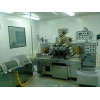 China Stainless Steel Soft Gel Capsule Filling Machine Capsule Maker Machine 1800 Kg Weight on sale