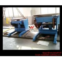 Quality Self-Adjustable Pipe Welding Positioner Vessel Loading 8 Ton T-slots For Clamping wholesale
