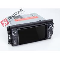 Quality GPS Navigation Radio Jeep Car Stereo Multimedia Player System With Rear Viewing Function wholesale