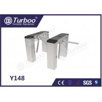 Quality Energy - Saving Tripod Pedestrian Access Gate Bridge Type For Public Areas wholesale