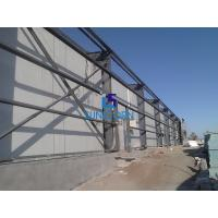 Quality PU Sandwich Panel Prefabricated Walk In Cooler 380V/3P/50Hz With PLC Control wholesale