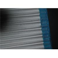 Cheap 4070 Large Loop Polyester Spiral Mesh For Sludge Dewatering Max 8m Width for sale