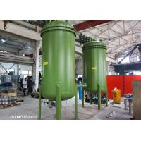 Buy cheap Carbon Steel Lining PPS Material Back Wasking Filter For High Purity Manganous from wholesalers