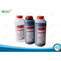 Quality Continuous Inkjet Water Based Dye Ink 1000ml Small Character Date Printing wholesale