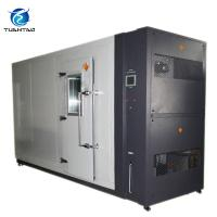 Quality Simulated Medicine Storage Walk - In Stability Chamber With TEMI 1500 Controller wholesale
