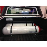 "NGV2 / DOT TYPE 1 NGV Gas Tank with OD 12.8"" 50L - 120L Capacity CrMo Steel Material"