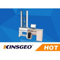 Quality Shear Strength Peel Adhesion Test Equipment For Metal / Plastic / Rubber wholesale