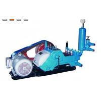 Cheap BW-160 Double Acting Hydraulic Cylinder Drilling Mud Pump For Geological for sale