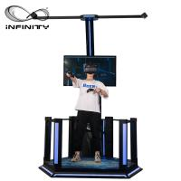 Quality Vive VR Standing Platform Shooting Boxing Game With 1 Year Warranty wholesale