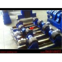 Cheap Hydraulic Fit Up Welding Turning Bed Tank Rotator For Chemical Industry Pipe for sale
