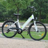 Quality High Automatization Onway Electric Bike , Ladies Electric Bicycle Charging Time 4 - 6 Hours wholesale