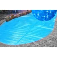 Quality 500um Blue Swimming Pool Solar Cover Heating Blanket For Above Ground Private wholesale