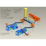 Quality QT10-15 double block machine line wholesale