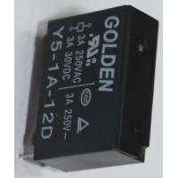 Quality Y5 SRB JZC-43F 3A Miniature Power Relay / High Frequency Relay wholesale