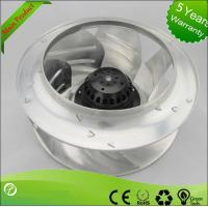 Quality Filtering Ffu EC Centrifugal Fans Sheet Aluminium 310mm 355mm 400mm Air Conditioning wholesale