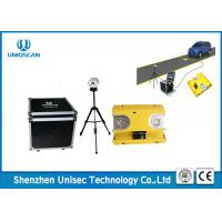 Quality Fixed Type Under Vehicle Surveillance System Image Scanner With Open Wide Field Scan Design wholesale