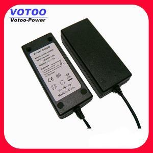 Quality POS Terminal Adapter 24v 2.5a AC DC Power Supply With EU AC Plug wholesale