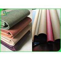 Quality Germany Quality Kraft Paper Fabric Colorful Tear Resistant Paper 0.55mm wholesale