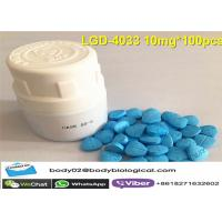China Strongest Sarms Pills LGD-4033 / Ligandrol Bodybuilding Legal Steroids No Side Effect Guarantee on sale