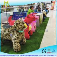 Quality Hansel electric ride on animal mini carnival rides and amusement park rides wholesale