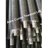 Quality Carbon Steel Embeded G Type Fin Tubes , Heat Exchanger Finned Tubes wholesale